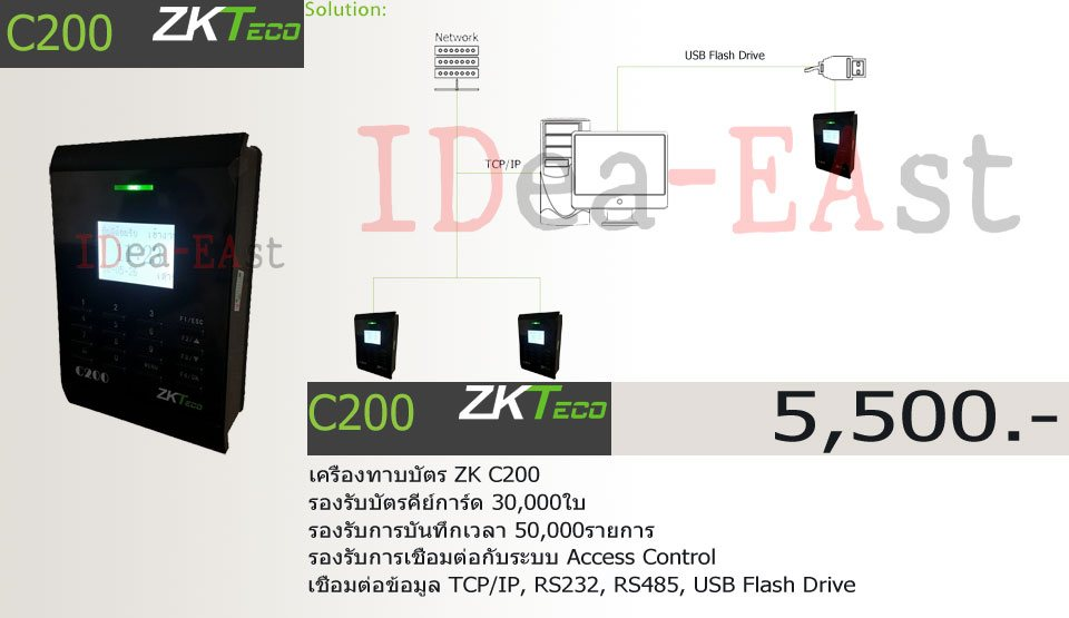 Promotion-ZK-C200-Time