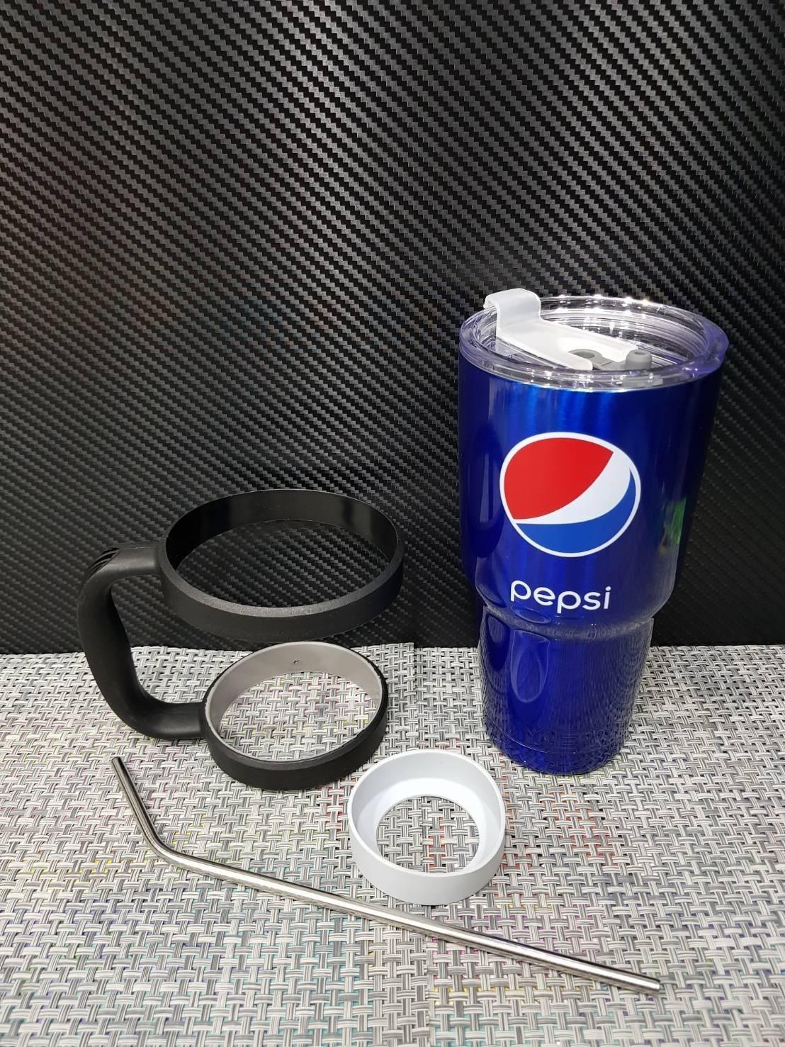ชุดแก้วเยติ 30 ออนซ์ พื้นสีน้ำเงิน โลโก้ pepsi