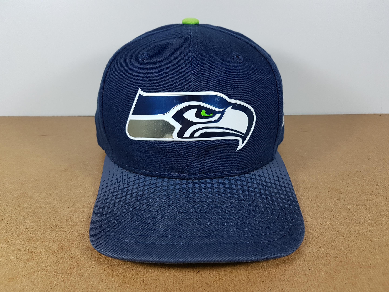 New Era NFL ทีม Seattle Seahawk รุ่น 9Forty ฟรีไซส์ Snapback 57-60.6cm