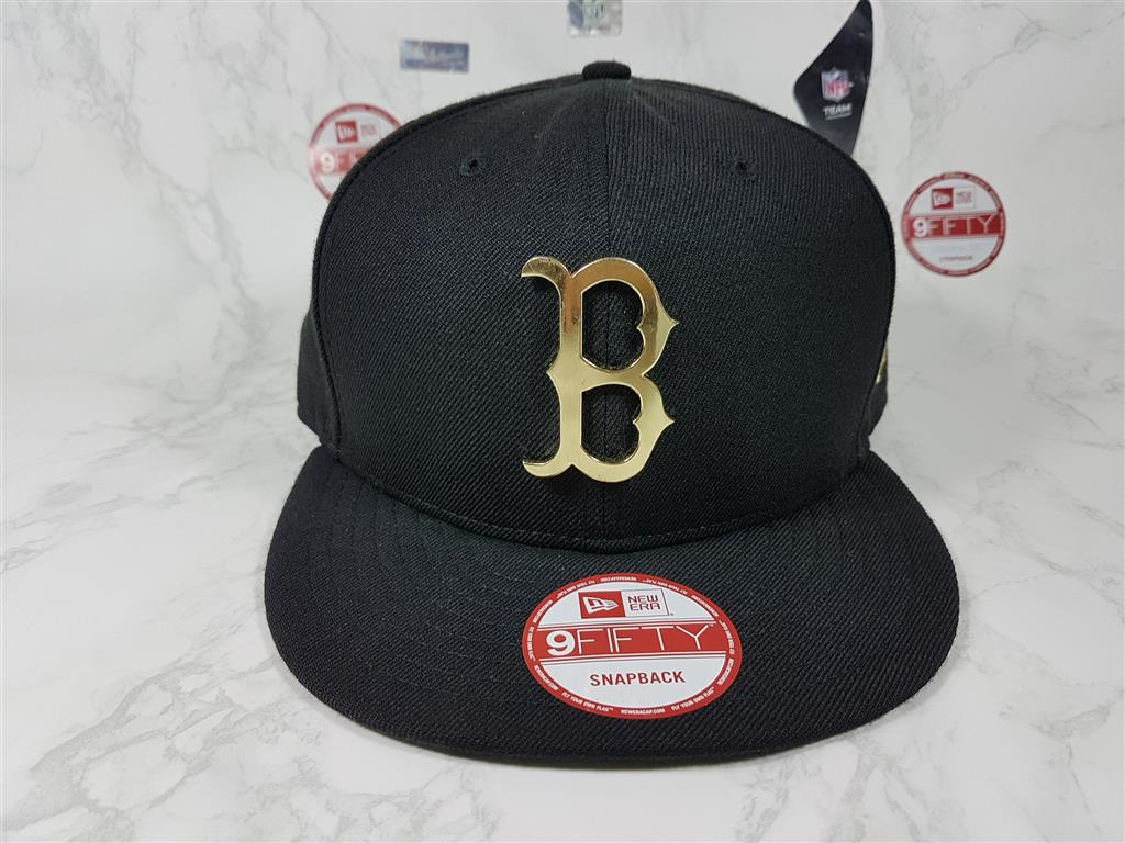 New Era MLB ทีม Boston Redsox ฟรีไซส์ Snapback