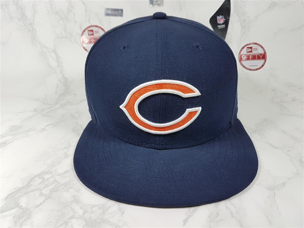 New Era NFL ทีม Chicago Bears ไซส์ 7 1/2 วัดได้ 60cm