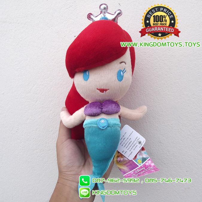 ตุ๊กตาเจ้าหญิงแอเรียล ท่านั่ง 6 นิ้ว [Disney Princess]