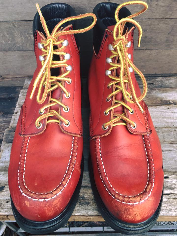 Red wing 204 size 11D