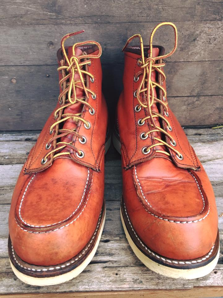 *Red wing 8131 size 11E*