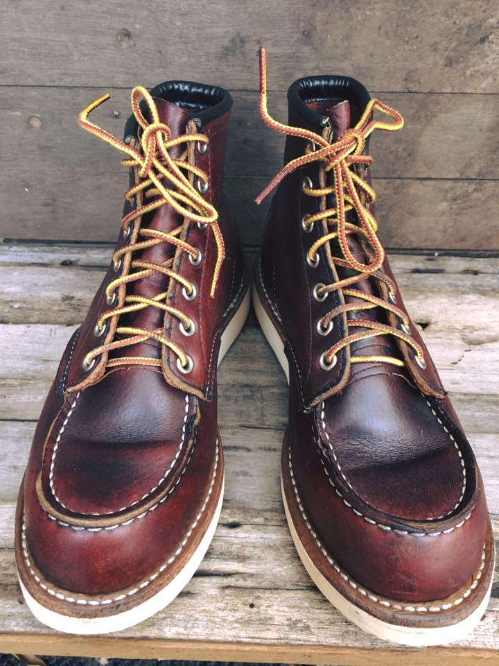 *RED wing 8138 size 5D *