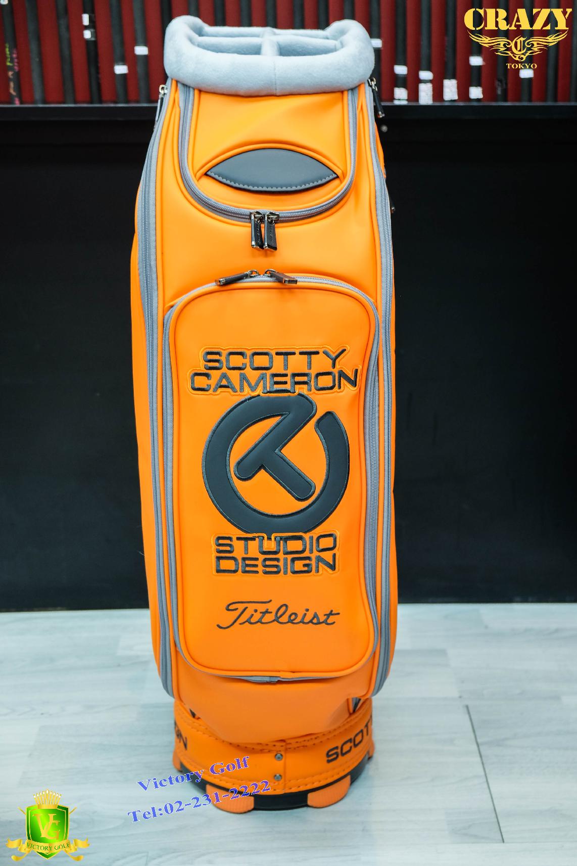 Golf Bag T/T Scotty