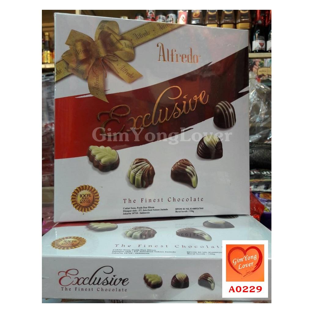 อัลเฟรโด ช็อกโกแลตรูปหอย (Alfredo Exclusive Chocolate)