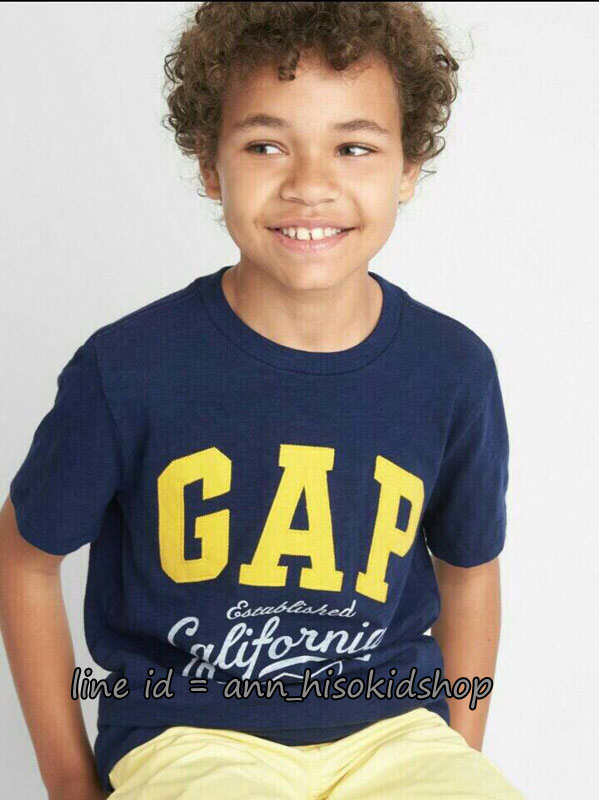 2029 GAP KIDS T-Shirt - Navy ขนาด 10 ปี
