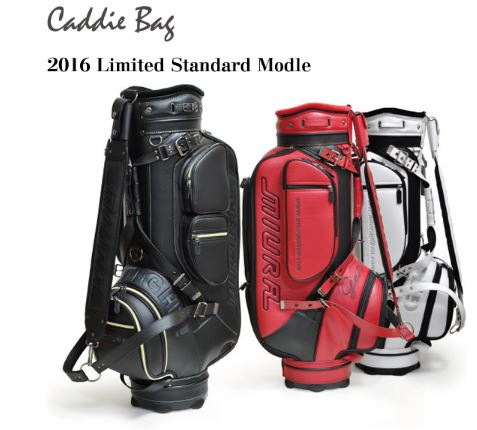 Caddie Bag Miura 2016 Limited Standard Model