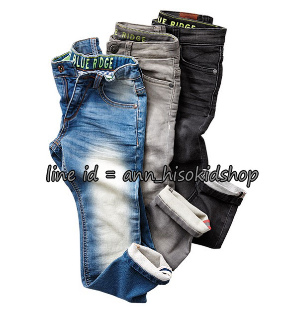 1767 Blue Ridge Skinny Jeans - Blue ขนาด 152,164