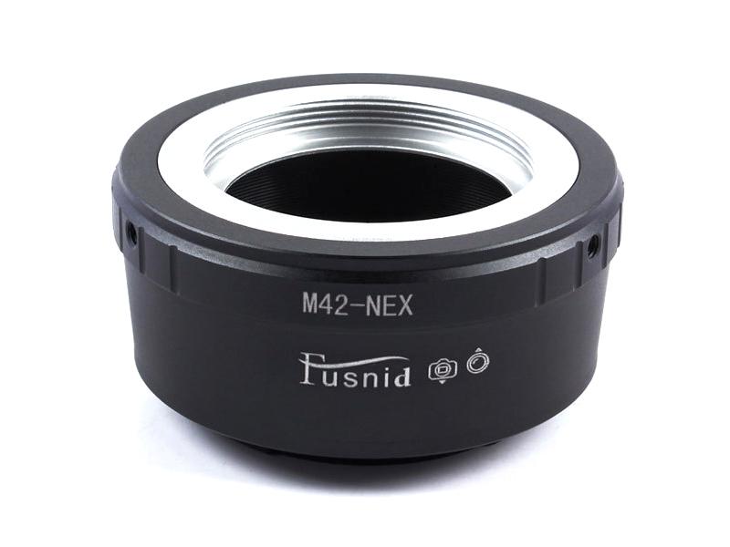M42-NEX Adapter M42 Mount Lens to Sony NEX E FE Camera