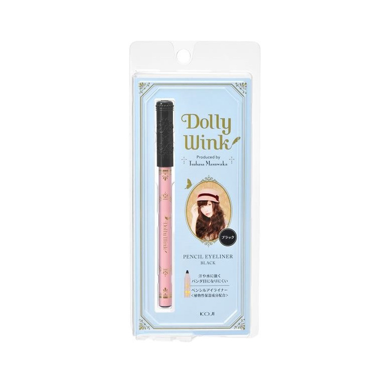 Dolly Wink Pencil Eyeliner #Black
