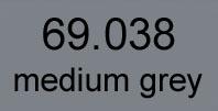 mecha vallejo 69. 038 medium grey 17 ml.