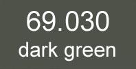 mecha vallejo 69. 030 dark green 17 ml.