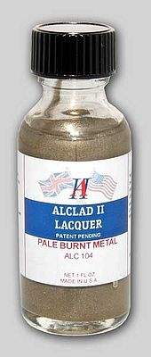 ALC-104 PALE BURNT METAL (1 oz.)