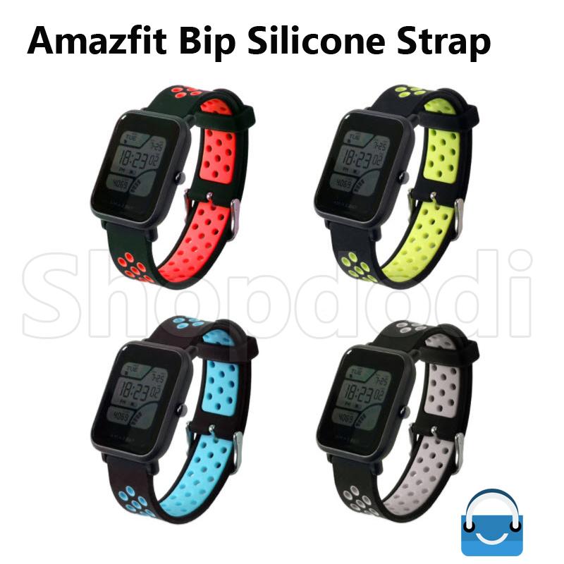 สายนาฬิกา Amazfit Bip รุ่น BS1 ยางซิลิโคน