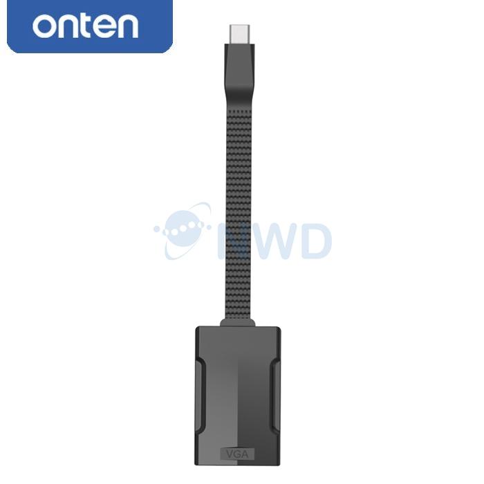 OTN-9588 (Type-C to 2K VGA Adapter)