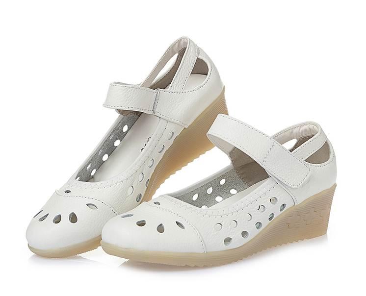 รองเท้าพยาบาล รหัส MM013 (พรีออเดอร์)