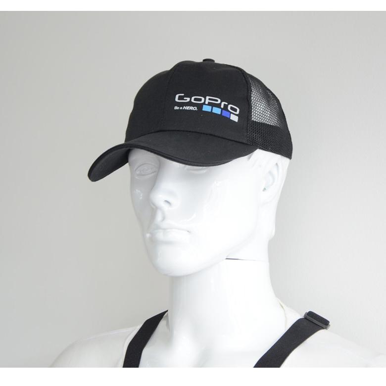 Outdoor Cap / Sun Hat for GoPro Logo หมวกโลโก้โกโปร
