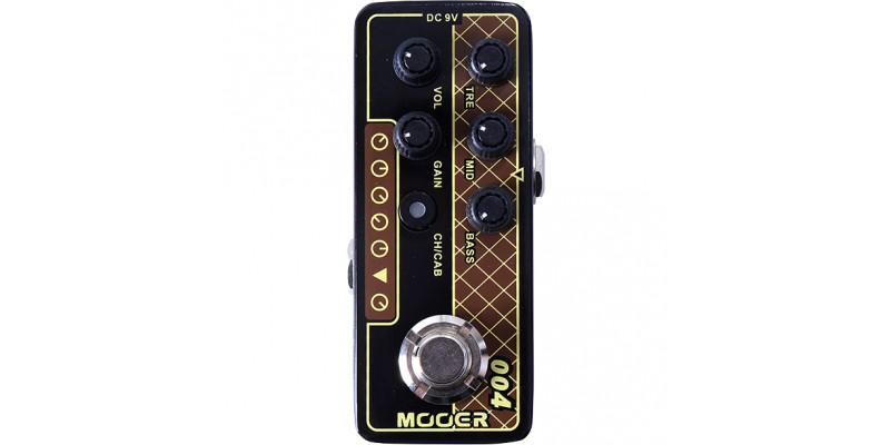 Mooer Micro Preamp 004 Day Tripper - VOX AC30