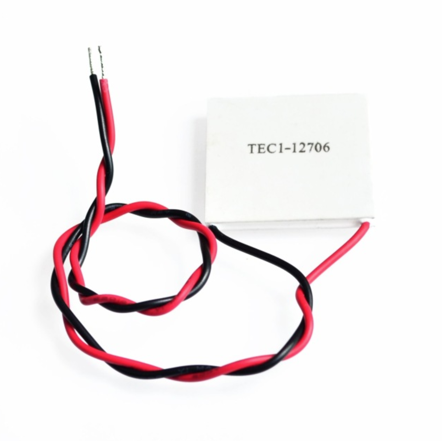 TEC1-12706 Thermoelectric Peltier Cooler แผ่นสร้างความเย็นเทอโมอิเล็กทริค