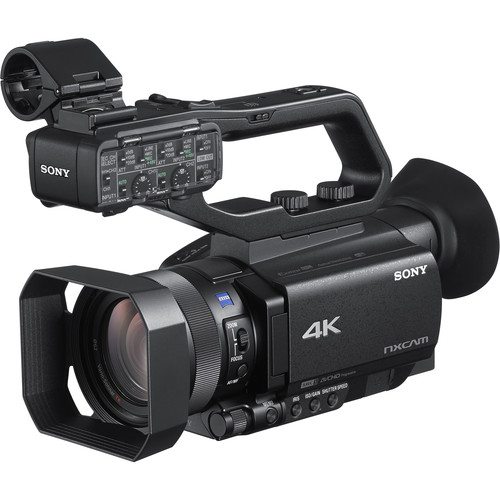 กล้องวีดีโอ Sony HXR-NX80 Full HD XDCAM with HDR & Fast Hybrid AF