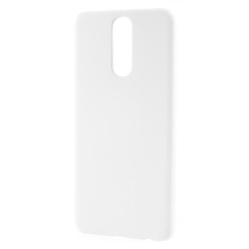เคสแข็ง Huawei Nova 2i รุ่น Rubberized สีขาว
