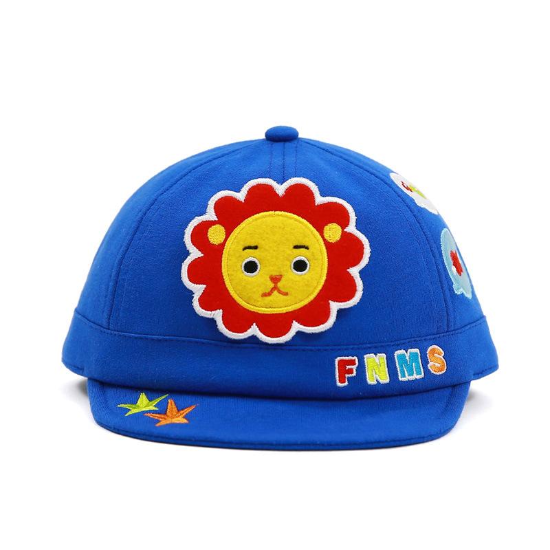 หมวกสิงโตสีน้ำเงิน แพ็ค 3 ชิ้น