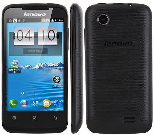 Lenovo A369 สมาร์ตโฟน 3G ราคาถูก จอ 4 นิ้ว