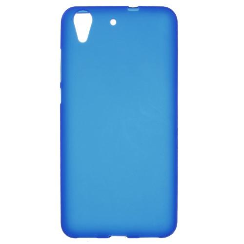 เคสนิ่ม TPU Huawei Y6ll สีฟ้า