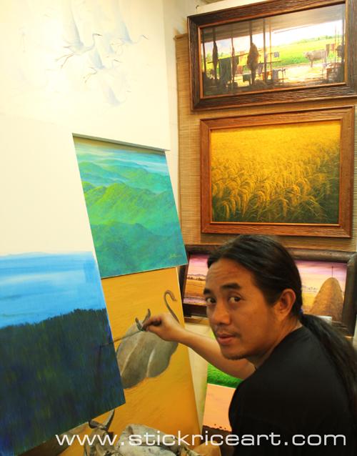 ขายภาพวาด รับออกแบบภาพวาด