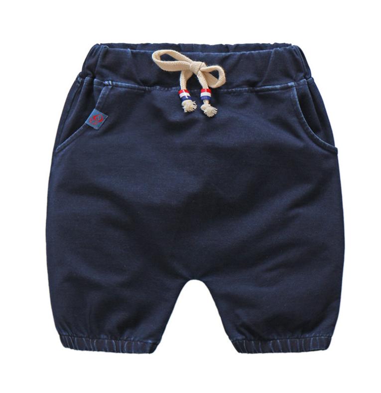 กางเกง สีกรม แพ็ค 5 ชุด ไซส์ 90-100-110-120-130