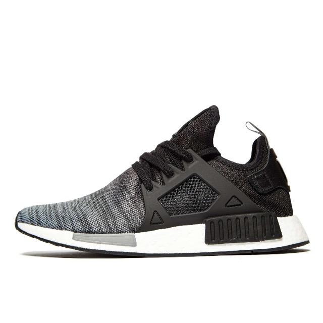 adidas Originals NMD XR1 Exclusive JD Color Black / Grey