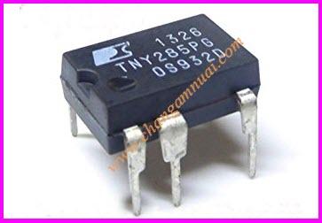 TNY289PG TNY284 -289PG วัตห์สูงแทนวัตห์ต่ำได้