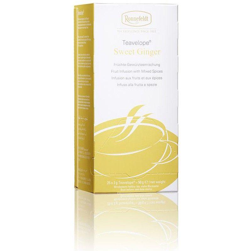 Ronnefeldt Teavelope® Sweet Ginger
