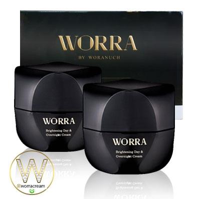Worra By Woranuch 2 กระปุก