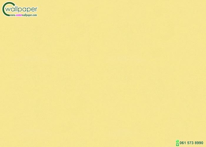 วอลเปเปอร์ติดผนังลายเรียบสีเหลือง