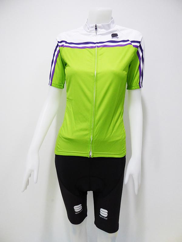 ชุดปั่นจักรยานผู้หญิงสั้น : XP152010