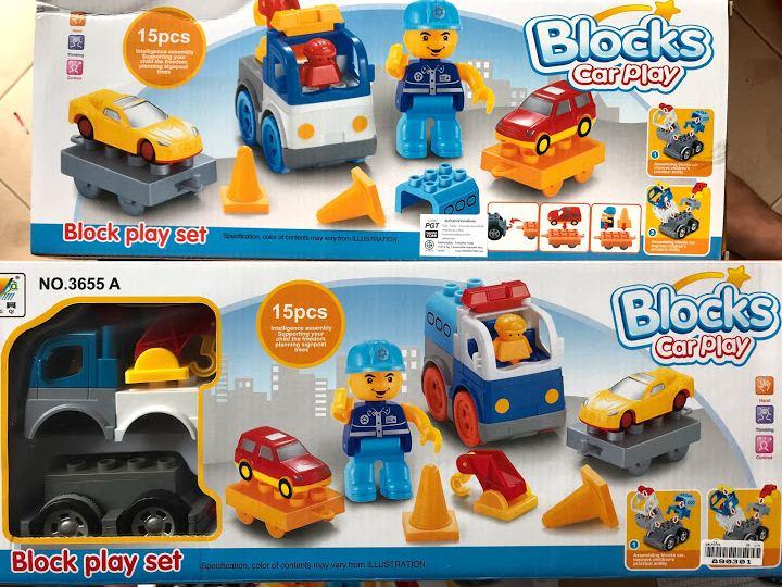 ชุดเลโก้รถ