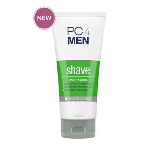 พร้อมส่ง (ลด20%) : Paula's Choice พอลล่าช้อยส์ PC4MEN Shave 177ml