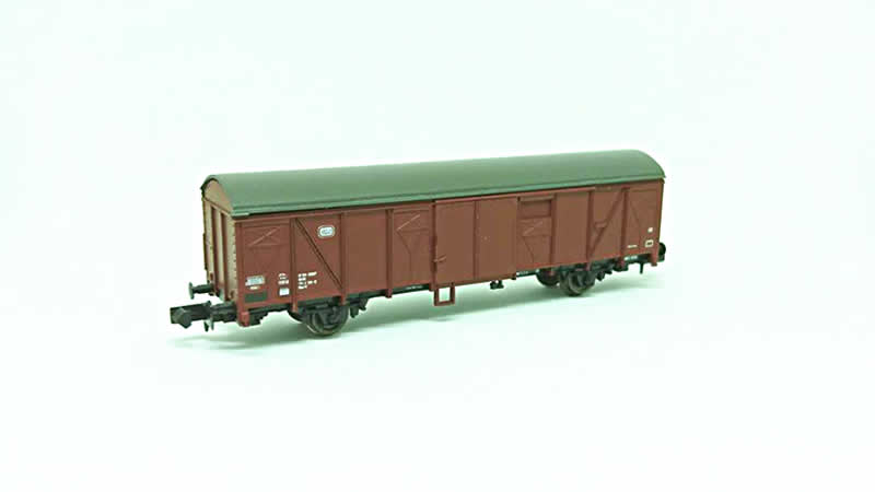 Roco DB Closed Wagon (long wheelbase van) - N Scale (No Box)