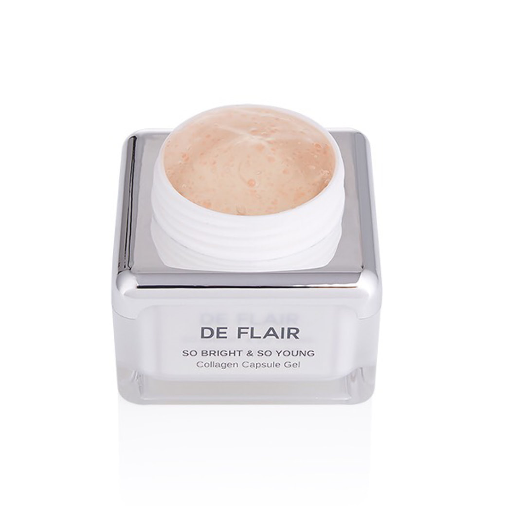 De Flair So Bright So Young Collagen Capsule Gel