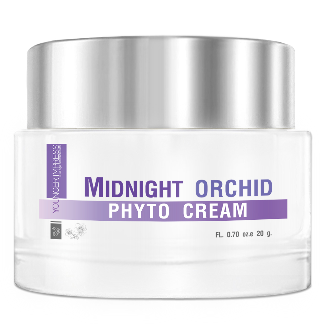 Younger Impress - Midnight Orchid Phyto Cream 20 กรัม