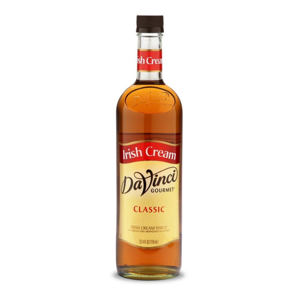 Irish Syrup - 750ml