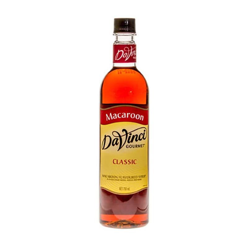 Macaroon Syrup - 750ml