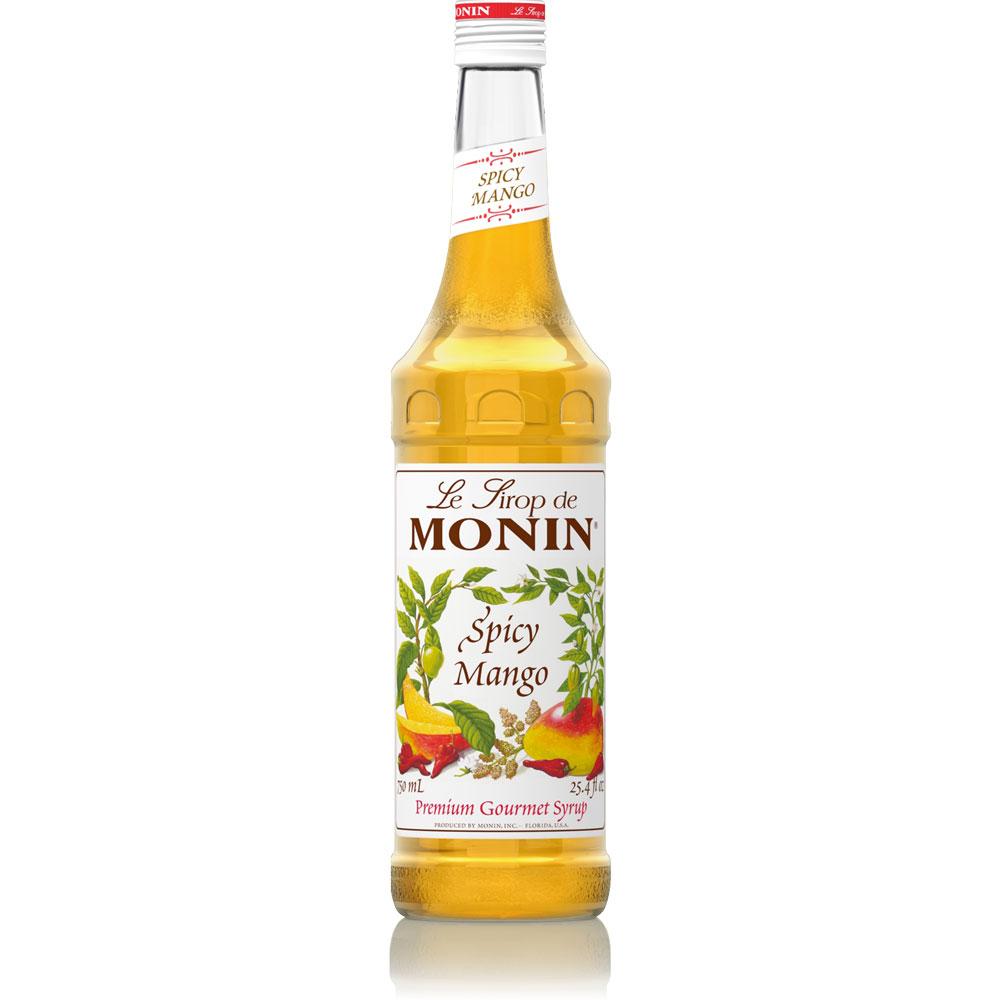 Spicy Mango Syrup - 700ml