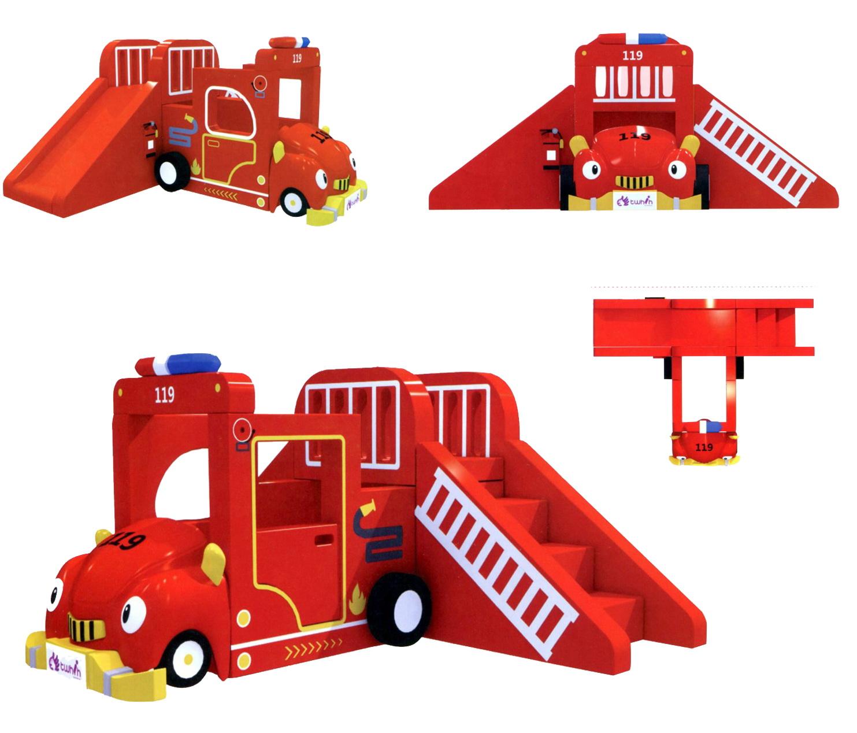 รถดับเพลิงหรรษา