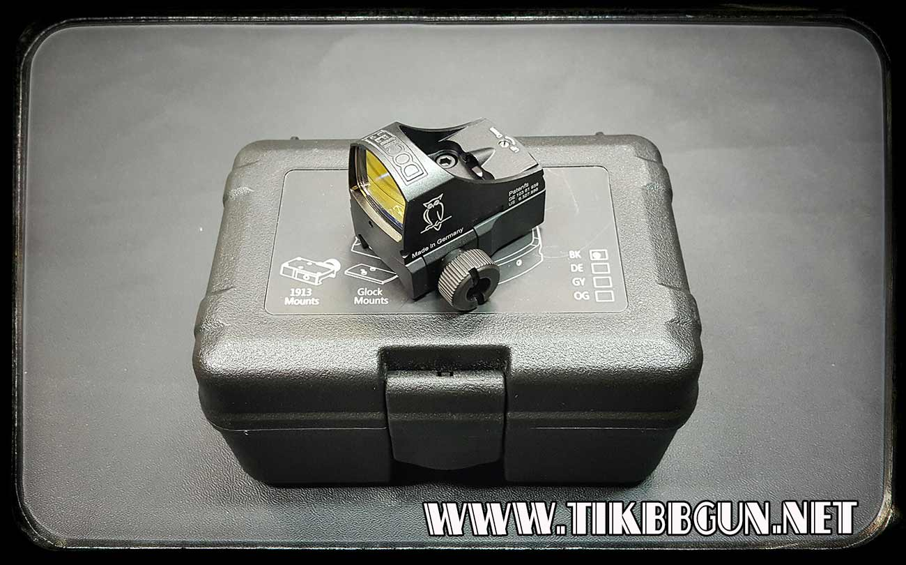 กล้องเรดด็อท RedDot รุ่น Doctor + กล่องสุดหรู