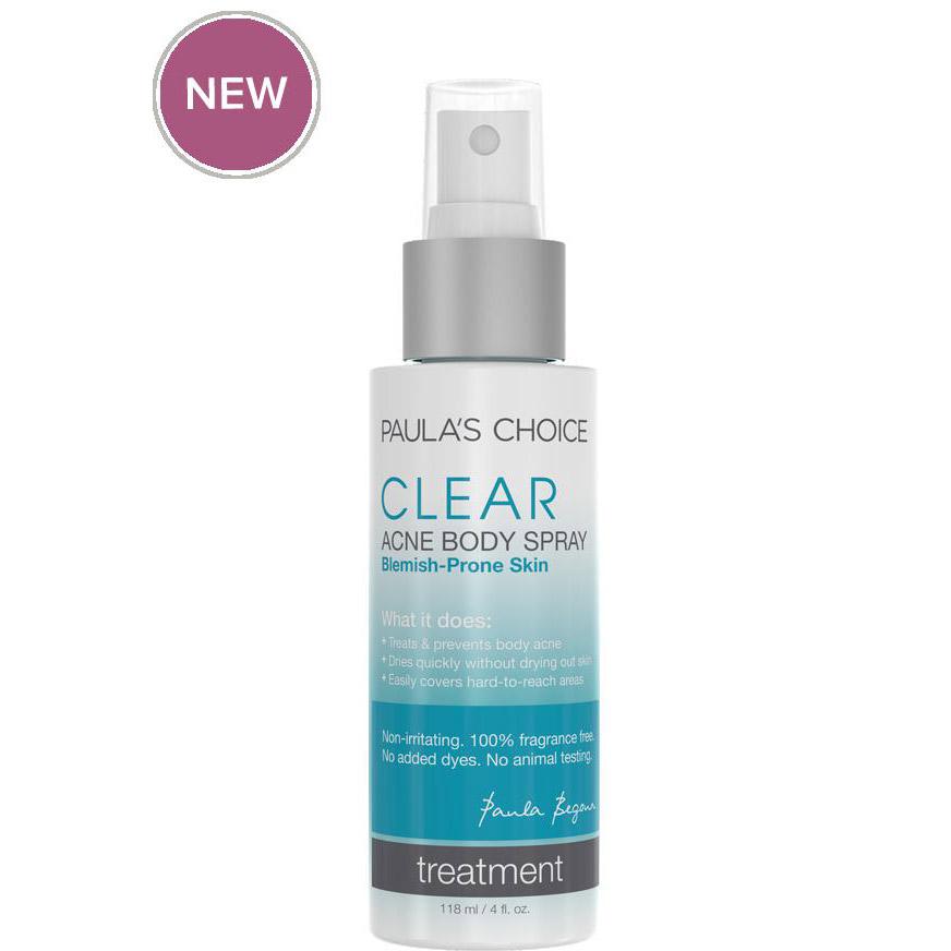 Paula's Choice CLEAR Acne Body Spray (118ml)