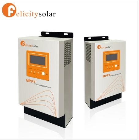 โซล่าชาร์จเจอร์ MPPT 60 แอมป์ 12/24/48V#Felicity Solar Charge Controller MPPT 60A 12/24/48V
